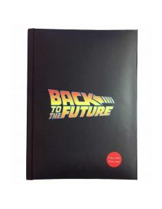 Diario luz logo Regreso al Futuro