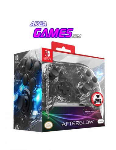Mando Pro Nintendo Switch Afterglow...