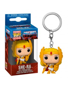 Llavero Pocket POP Masters of the Universe Classic She Ra