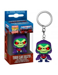 Llavero Pocket POP Masters of the Universe Skeletor with Terror Claws