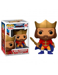 Figura POP Masters of the Universe King Randor