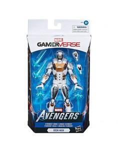 Figura Legends Gameverse Iron Man Vengadores Avengers Marvel Exclusive 15cm
