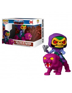 Figura POP Masters of the Universe Skeletor on Panthor