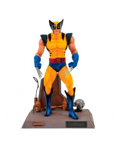 Figura Lobezno X Men Marvel 18cm