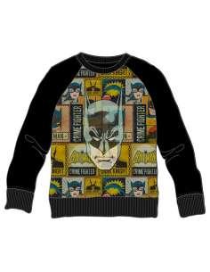 Sudadera Batman DC Comics adulto