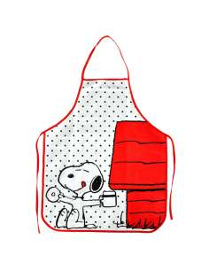 Delantal Snoopy