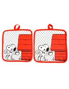 Agarraderas Snoopy