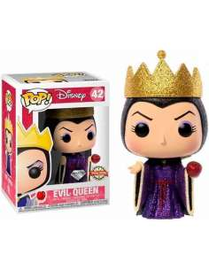 Figura POP Disney Evil Queen Glitter Exclusive
