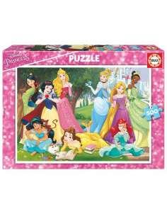 Puzzle Princesas Disney 500pz