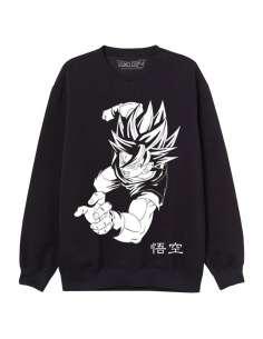 Sudadera Super Saiyan Goku Dragon Ball Z adulto