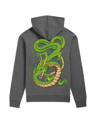 Sudadera capucha Shenron Dragon Ball Z adulto