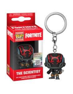 Llavero Pocket POP Fortnite The Scientist