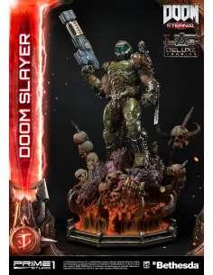Figura Doom Eternal Estatua...