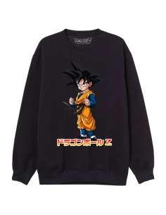 Sudadera Goku Dragon Ball Z adulto