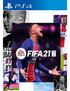 FIFA 21 PS4 - EDICIÓN DIGITAL