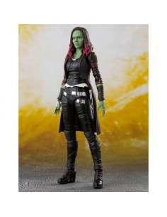 Figura Gamora Infinity War Vengadores Avengers Marvel 15cm