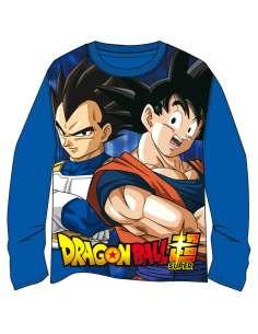 Camiseta Goku Vegeta Dragon Ball Super