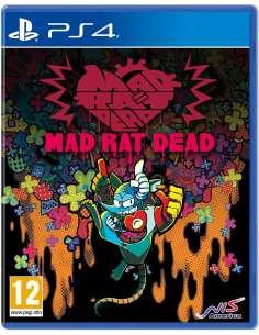 MAD RAT DEAD PS4