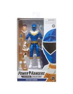 Figura Blue Ranger Power Rangers 15cm