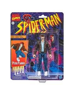 Figura Peter Parker Spiderman Marvel 15cm