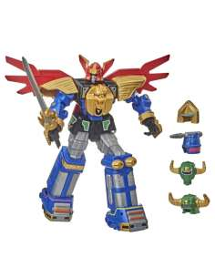 Figura Zeo Metazord Power Rangers 30cm