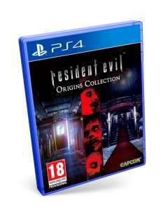 RESIDENT EVIL ORIGINS PS4