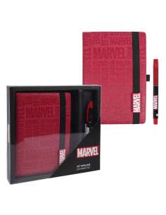 Set papeleria Marvel