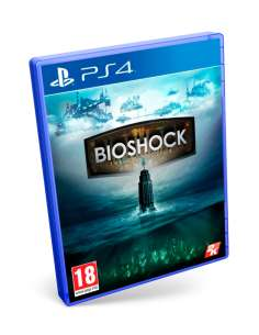 The Bioshock Collection PS4