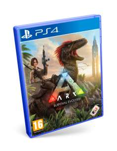 ARK SUVIVAL EVOLVED PS4