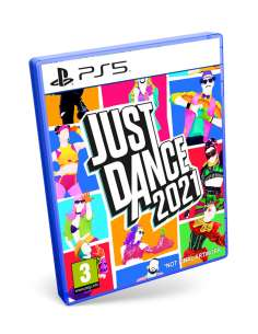 JUST DANCE 21 PS5