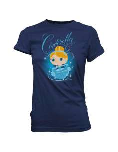 Camiseta Cinderella Dance Princess Disney
