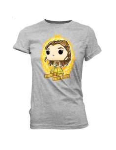 Camiseta Belle In Crest Princess Disney
