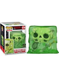 Figura POP Dungeons Dragons Gelatinous Cube Exclusive