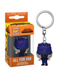 Llavero Pocket POP My Hero Academia All For One