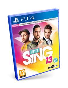 LETS SING 13 PS4