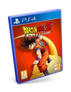 DRAGON BALL KAKAROT PS4