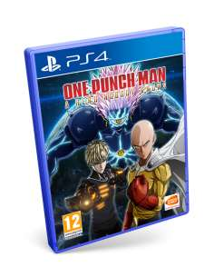 ONE PUNCH MAN PS4