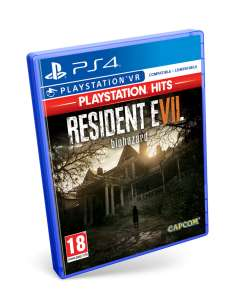 RESIDENT EVIL PS4 BIOHAZARD