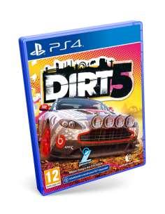 PS4 - DIRT 5 Edicion Day One