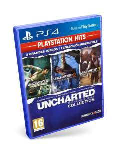 PS4 - Uncharted Collection...