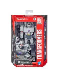Figura Decepticon Megatron RED Transformers 15cm