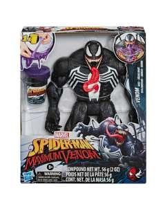 Figura Oozie Venom Spiderman Maximum Venom Marvel 315cm