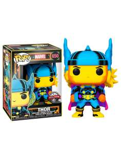 Figura POP Marvel Black Light Thor
