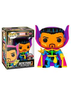 Figura POP Marvel Black Light Dr Strange