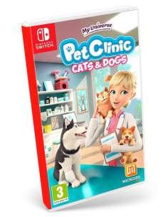 My Universe- Pet Clinic...