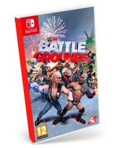 WWE 2K Battlegrounds SWITCH
