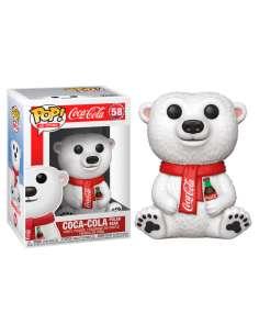 Figura POP Coca Cola Polar Bear