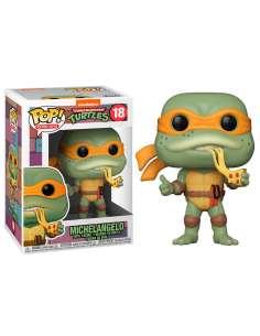 Figura POP Las Tortugas Ninja Michelangelo