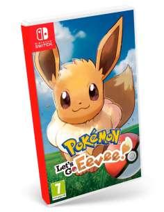 Switch - Pokemon Let's Go...