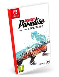 Switch - Burnout Paradise...
